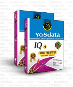 کتابهای دوجلدی IQ یوس دیتا